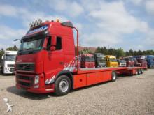 Volvo car carrier truck