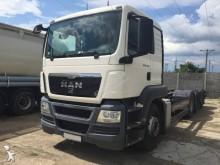 MAN TGS 35.400 truck