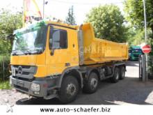 camión Mercedes 4148/8x4/ AT-Motor/AT-Getriebe