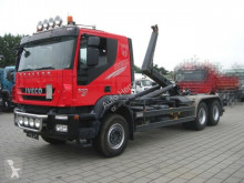Iveco TRACKER AT260T50 6x4 Abrollkipper Meiller LKW