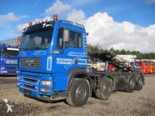 MAN TGA 35.480 8x4 HMF cablesystem truck