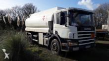 Scania oil/fuel tanker truck