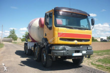 Camión hormigón cuba Mezclador Renault - CAMION HORMIGONERA 370 8X4 2003 10M3