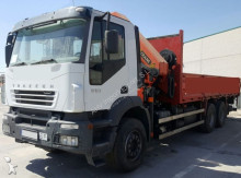 Camión volquete Iveco - CAMION GRUA 310 6X4 PALFINGER PK 42502 2005