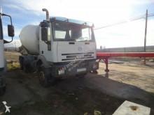 Camión hormigón cuba Mezclador Iveco - CAMION HORMIGONERA 340 6X4 1999 8M3