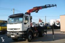 Otros camiones Palfinger RENAULT - CAMION GRUA RENAULT 420 4X2 PK 29002 2005