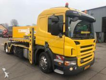 vrachtwagen autotransporter Scania