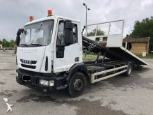 Iveco Eurocargo 140E22 heavy equipment transport