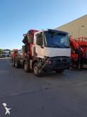 camion platformă si obloane Renault