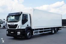 ciężarówka Iveco Stralis - / 310 / KONTENER + WINDA / 23 PELETY