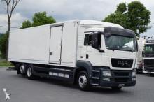 MAN TGS - / 26.320 / KONTENER + WINDA / 23 PELETY truck