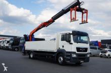 MAN TGS - / 18.360 / E 5 / SKRZYNIOWY + HDS / ROTATOR truck