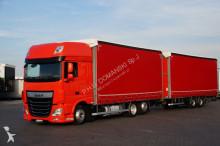 DAF - 106 / 440 / SSC / E 6 / ZESTAW PRZESTRZENNY 120 M3 + remorque truck