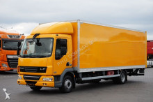 DAF LF - / 45.220 / KONTENER + WINDA / 18 EUROPALET truck