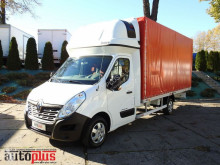 camion Renault MASTERPLANDEKA KLIMATYZACJA TEMPOMAT MAŁY PRZEB