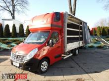 Opel tautliner truck