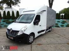 camión Renault MASTERSKRZYNIA PLANDEKA 10 PALET WEBASTO KLIMA TEMPOMAT PNEUMAT