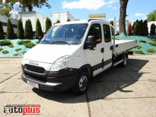 ciężarówka Iveco - DAILY35C11 SKRZYNIA DOKA 7 MIEJSC KLIMATYZACJA [ 73886 ]