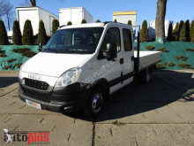 ciężarówka Iveco - DAILY35C17 SKRZYNIA DOKA 7 MIEJSC