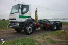 Camión multivolquete Renault - CAMION MULTILIFT GANCHO 370 6X4 2003