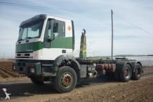 Otros camiones Iveco - CAMION MULTILIFT GANCHO 350 6X4 2004 28 TN