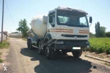 Camión hormigón cuba Mezclador Renault - CAMION HORMIGONERA 370 8X4 2005 10M3