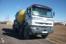 Camión hormigón cuba Mezclador Renault - CAMION HORMIGONERA 420 8X4 2004 10M3