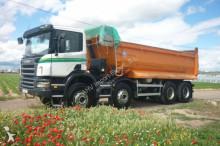 Camión volquete Scania - CAMION VOLQUETE DUMPER 380 8X4 2008
