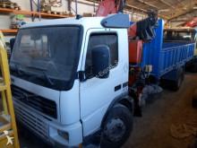 Camión caja abierta Fassi VOLVO - CAMION GRUA VOLVO 310 4X2 F 190 2002