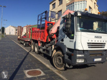 Iveco CAMION GRUA VOLQUETE IVECO 260 6X4 FASSI 310 2006 LKW