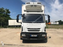 Iveco multi temperature refrigerated truck
