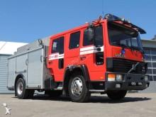 camión camión cisterna incendios forestales Volvo