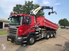 camion ribaltabile bilaterale Scania