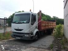 Camión caja abierta Renault Midlum 220.12