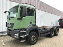 MAN TGS 26.440 6x4 BB 26.440 6x4 BB, Retarder truck