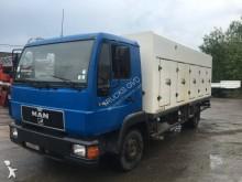 MAN multi temperature refrigerated truck