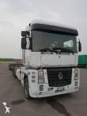 Renault hook lift truck