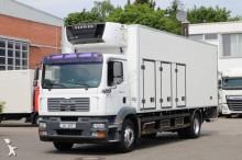 camión frigorífico multi temperatura MAN