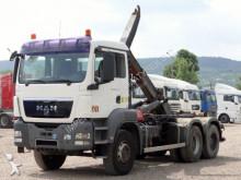 ciężarówka MAN TGS - 26.360 / / HAKOWIEC / MARREL / UAL/