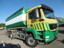 MAN 26440-4X4-MENCI AUFBAU truck