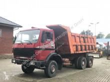 camión Mercedes 2626 6x4 /Mulde 18m³