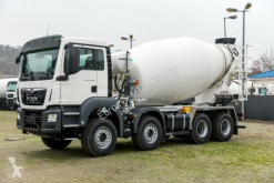 MAN TGS 41.420 8x4 / EuromixMTP EM 10m³ EURO 6 truck