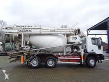 Iveco concrete pump truck truck
