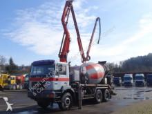 MAN 33.343 6x4 SCHWING 21m Mischer + Pumpe truck