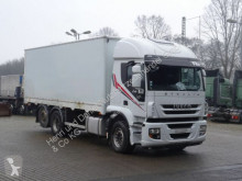 Iveco Stralis 420 6x2 / LBW / Klima / Retarder truck