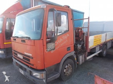 Iveco dropside truck