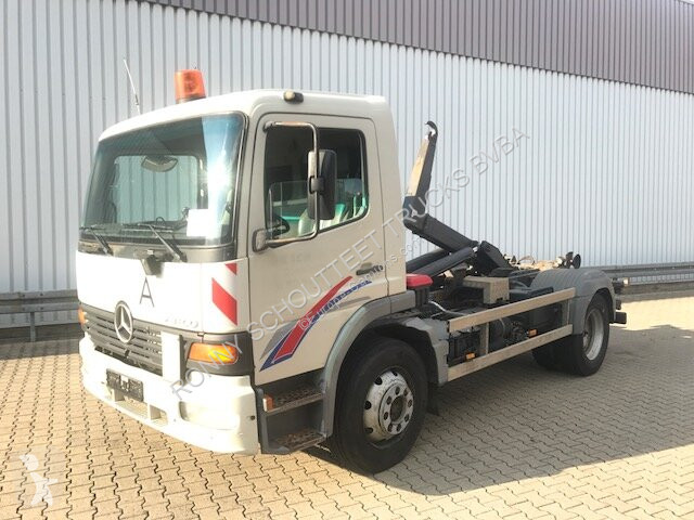 Camion Mercedes 1523 L 1523 L, Cityabroller, 8to.