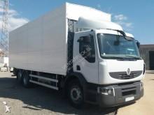 Camión caja abierta Renault Premium