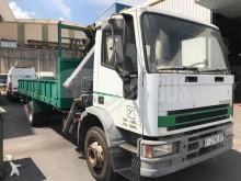 Camión caja abierta Pegaso - EUROCARGO 150E18 Grua
