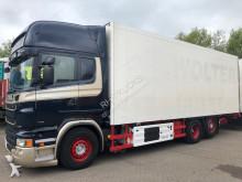 vrachtwagen koelwagen mono temperatuur Scania
